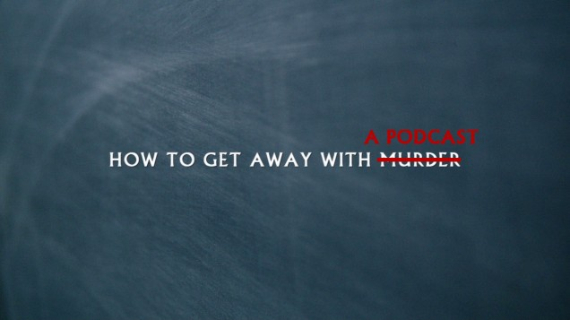 How To Get Away With A Podcast Title Card
