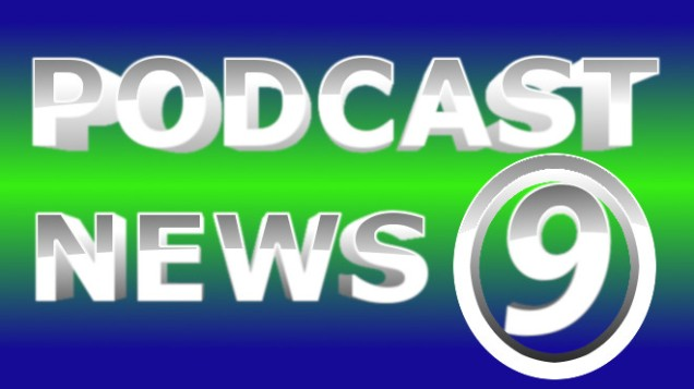 Podcast News Logo