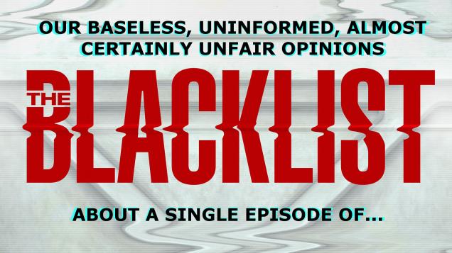 The Blacklist Logo