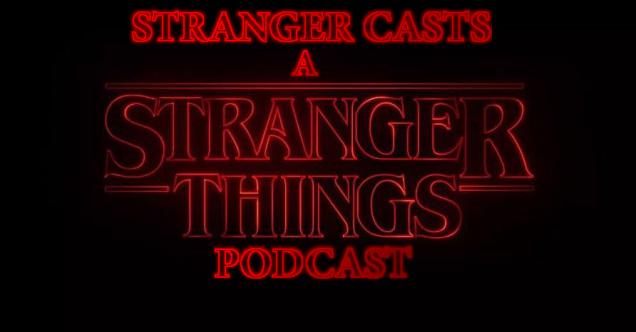 Stranger Casts Logo 4