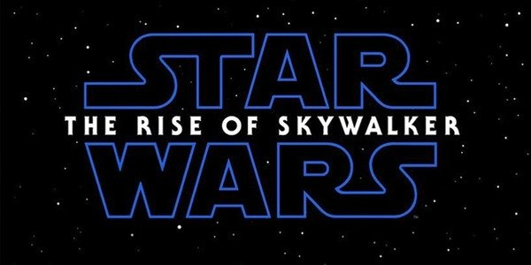 Rise of Skywalker Logo